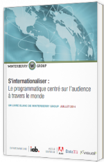 S'internationaliser : Le programmatique centré sur l'audience à travers le monde