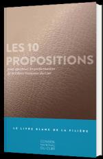 Les 10 propositions pour optimiser les performances de la filière Française du cuir