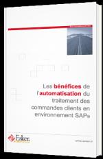 Les bénéfices de l'automatisation du traitement des commandes clients en environnement SAP