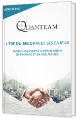 L'ère du Big Data et ses enjeux – Quelques exemples d'applications en Finance et en Assurance