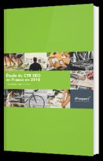 Etude du CTR SEO en France en 2018