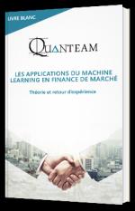 Les applications du Machine Learning en finance de marché