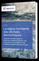 La vague montante des déchets électroniques