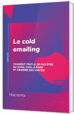 Le cold emailing