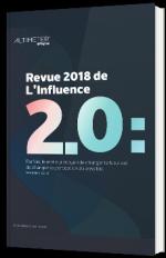 Revue 2018 de l'Influence 2.0