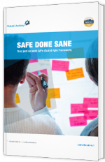 Safe Done Sane - Tirez parti du cadre SAFe (Scaled Agile Framework)