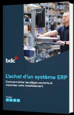 L'achat d'un système ERP