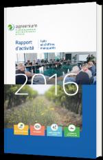 Institut agronomique, vétérinaire et forestier de France : Rapport d'activité