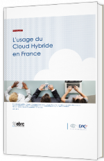 L'usage du Cloud Hybride en France
