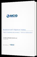 Benchmark de l'intégration Hadoop