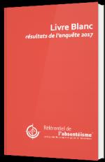 Référentiel de l'absentéisme - Enquête 2017