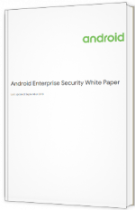 Android Enterprise Security White Paper
