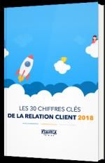 Les 30 chiffres clés de la relation client 2018