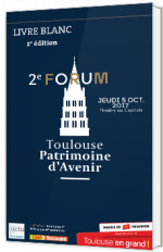 Toulouse, Patrimoine d'Avenir - 2e édition