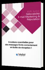 Délivrabilité E-mail Marketing & Réputation d'expéditeur
