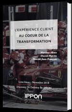 L'expérience client au coeur de la transformation