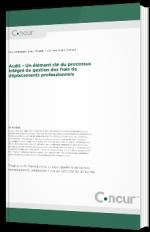 Audit – Un élément clé du processus intégré de gestion des frais de déplacements professionnels