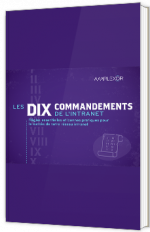 Les 10 commandements de l'Intranet