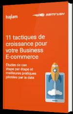 11 tactiques de croissance pour votre Business E-commerce