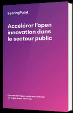 Accélérer l'open innovation dans le secteur public