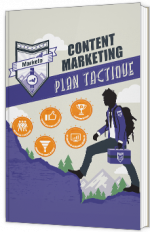 Content Marketing - Plan tactique