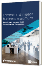 Formation à impact business maximum
