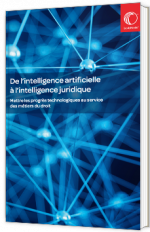 De l'intelligence artificielle à l'intelligence juridique