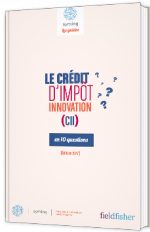 Le crédit d'impôt innovation (CII) en 10 questions - édition 2017