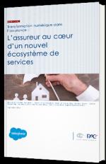 Transformation numérique dans l'assurance : l'assureur au cœur d'un nouvel écosystème de services