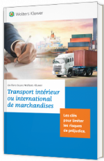 Transport intérieur ou international de marchandises