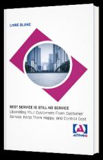 Best Service is Still no Service