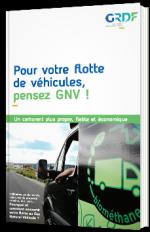 Pour votre flotte de véhicules, pensez GNV !