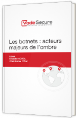 Les botnets : acteurs majeurs de l'ombre