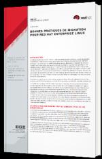 Bonnes pratiques de migration pour Red Hat entreprise Linux