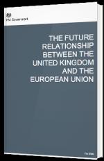 La relation future entre le Royaume-Uni et l'Union européenne
