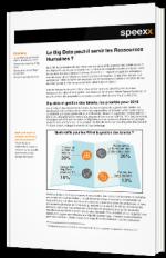 Le Big Data peut-il servir les ressources humaines ?