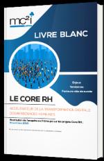 Le core RH : accélérateur de la transformation digitale des ressources humaines