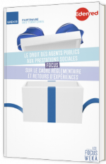 Le droit des agents publics aux prestations sociales