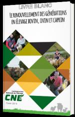 Le renouvellement des générations en élevage bovin, ovin et caprin