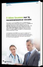 5 idées fausses sur la reconnaissance vocale