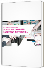 Guide rédactionnel : cahier des charges marketing automation