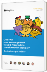 Quel ROI pour le management visuel à l'heure de la transformation digitale ?