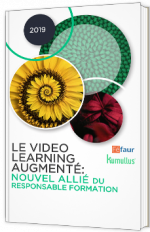 Le video learning augmenté : nouvel allié du responsable formation