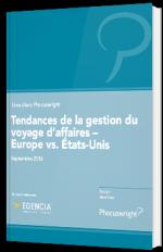Tendance de la gestion du voyage d'affaire : Europe vs. Etats-Unis
