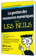La gestion des ressources numériques pour les nuls