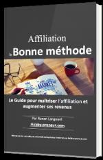 Affiliation - La bonne méthode