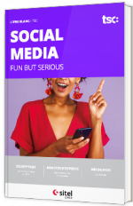 Social Media : fun but serious
