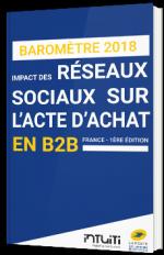 Impact des réseaux sociaux sur l'acte d'achat en B2B