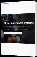 Étude : Analyse des émotions