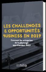 Les challenges & opportunités business en 2019